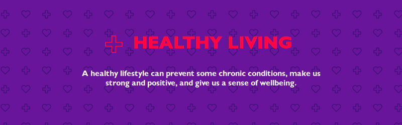 healthy living get checked go collect