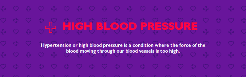 high blood pressure get checked go collect